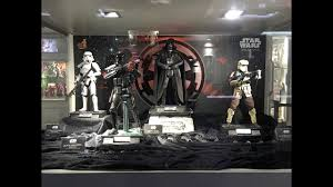 Star Wars Cabinet Rogue One Hot Toys Display Cabinet At Secret Base Hk Youtube