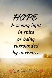 Wisdom Quotes About Hope To Light Up Your Day