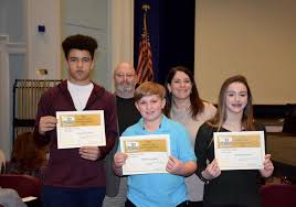 east rockaway students awarded for themed essays in andrew  east rockaway students awarded for 9 11 themed essays in andrew stern memorial contest herald community newspapers com