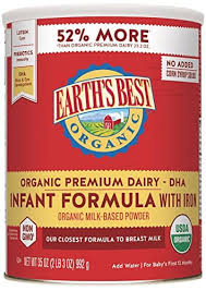 Baby Formula Comparison Chart Organic Baby Formula Guide Gimme The Good Stuff