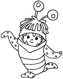 Small Picture Monsters Coloring Pages Miakenasnet