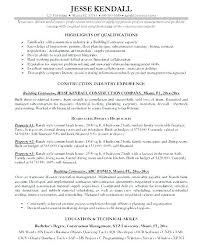Handyman Caretaker Sample Resume Awesome Handyman Construction Resume Samples