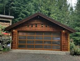 after 9x9 garage door insulated modern clic collection