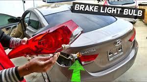 Hyundai Elantra 2012 Brake Light How To Replace Brake Light Bulb On Hyundai Elantra 2011 2012 2013 2014 2015 2016