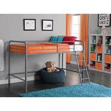cool loft beds for kids. Junior Twin Metal Loft Bunk Bed Kids Toddler Childs Childrens Ladder Rails  Cool Loft Beds For Kids