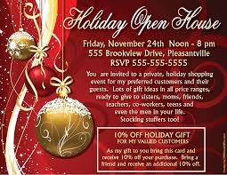 christmas open house flyer holiday open house 2014 mk virtual office