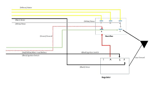 honda rectifier diagram honda ct70 rectifier diagram \u2022 free wiring gy6 rectifier wiring at Rectifier Wiring Diagram