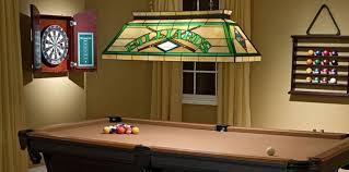 billiards table light