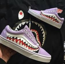 gucci vans custom. bape x vans gucci custom s