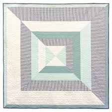 the reflections quilt pattern is a beginner friendly modern design that includes king queen