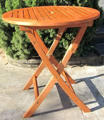 patio ideas round wood patio table top full size of small wooden garden table small