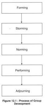 group dynamics it s characteristics stages types and other   group is established and nurtured clip image002