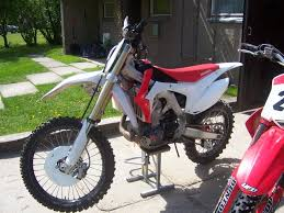 2013 crf450r supermoto conversion