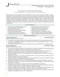 Free Construction Resume Templates Project Manager Construction Resume Mmventures Co
