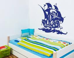pirate ship ii kids wall decals boys