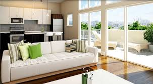 Studio Apartments Decorating Small Spaces New Average Apartment Size In The US Atlanta Has Largest Homes
