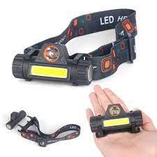 Đèn pin đội đầu siêu sáng 2 BÓNG 101 - Tặng kèm pin và sạc giá cạnh tranh