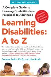 Learning Disabilities: A to Z | Book by Corinne Smith, Lisa Strick |  Official Publisher Page | Simon & Schuster