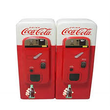 Vending Machine For Home Use Adorable Amazon CocaCola Vending Machine Home Collectible Salt And