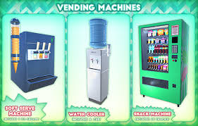 Snack Tower Vending Machine Reviews Cool Vending Machine Pack Asset Store