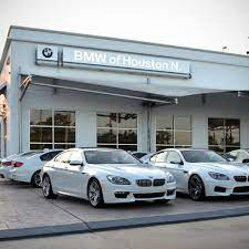 Photos At Bmw Of The Woodlands Auto Dealership In The Woodlands