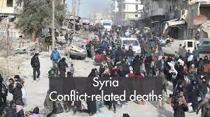 لأول مرة منذ 2014.. الأمم المتحدة تراجع حصيلتها لضحايا الحرب في سوريا - RT  Arabic