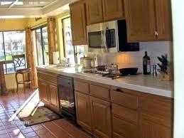 kitchen cabinet stain kit diy refacing kits home depot kitchener