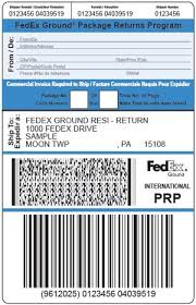 Intl PRP label