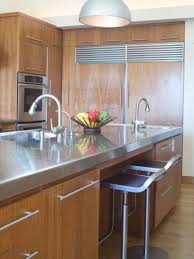 view in gallery as we ve already mentioned stainless steel kitchen islands