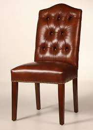 york leather side chair zoom