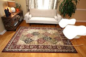 cool 8x11 area rugs oriental black brown ivory red medallion rug