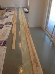 astonishing design wood floor glue with moisture barrier gluing down prefinished solid hardwood floors directly over