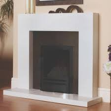 image of modern contemporary fireplace design