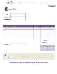 Free Online Invoice Forms Inspiration Sales Invoice Templates [48 Examples In Word And Excel]