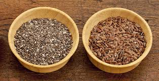 chia seeds vs flax seeds which is