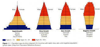 population growth diagram