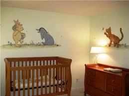 Delightful Classic Winnie The Pooh Nursery Ideas