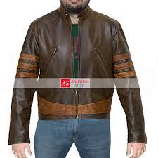 wolverine x men origins biker x 1 jacket