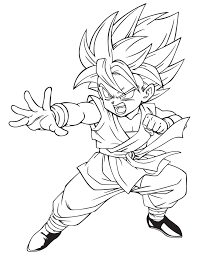 Dragon Ball Z Coloring Pages Vegeta Az Coloring Pages Andrews