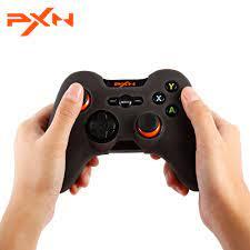 Tay cầm chơi game PXN-9613 không dây kết nối bluetooth dành cho điện thoại/ máy tính