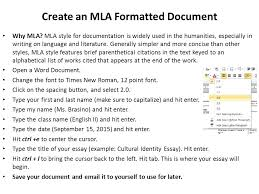 embedded assessment writing about my cultural identity topic  2 why mla