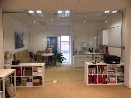 gallery office glass. office kitchen glass partition gallery