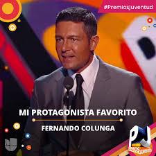 Resultado de imagen de PREMIOS FERNANDO COLUNGA
