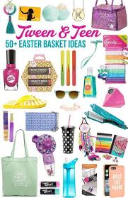 Over 50 GREAT ideas for Easter Basket fillers for tween and teen ...
