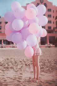 girly summer photography tumblr. Exellent Girly Balloons Pink And Beach Image In Girly Summer Photography Tumblr