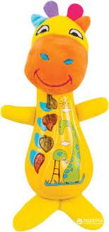 ROZETKA   Музыкальная игрушка <b>Happy Snail</b> Жираф <b>Спот</b> ...