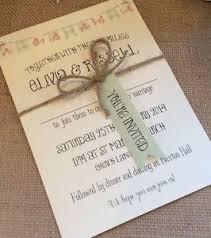 1 vintage 'olivia' bunting shabby chic style wedding invitation Vintage Shabby Chic Wedding Invitations image is loading 1 vintage 039 olivia 039 bunting shabby chic buy vintage shabby chic wedding invitations