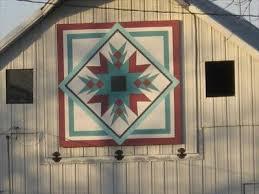Best 25+ Barn quilts ideas on Pinterest   Quilt patterns ... & Indian Star Barn Quilt – rural Guthrie Center, IA - Painted Barn Quilts on  Waymarking Adamdwight.com