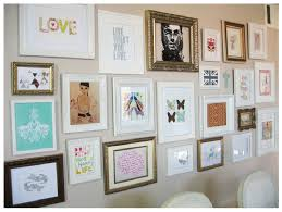 image of diy wall art ideas