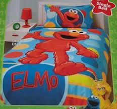 elmo twin sheet set elmo toddler bed set toddler bedding sets pinterest toddler